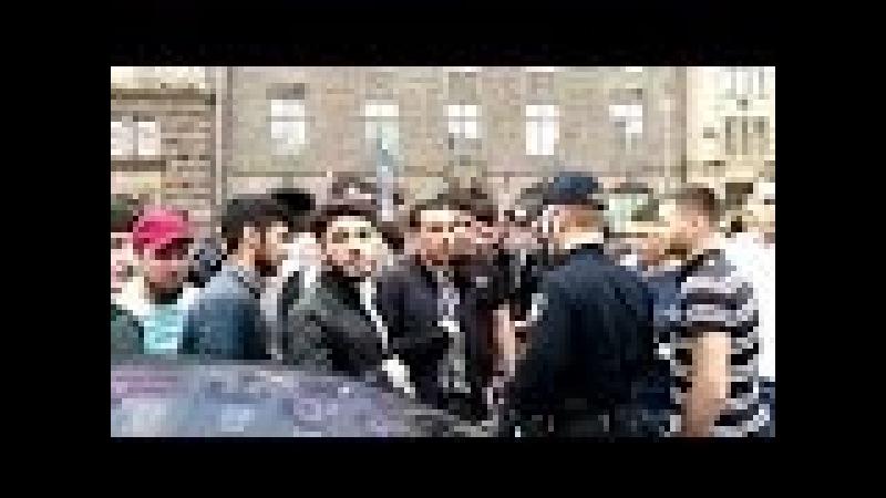 Azerbaycan ogullari Ukraynada Astana qarsi
