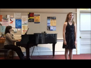 Makayla Lynn - The Hills and Glens, a Nova Scotia Folk Song collected by Helen Creighton