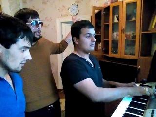 Три цыгана спели красивую песню