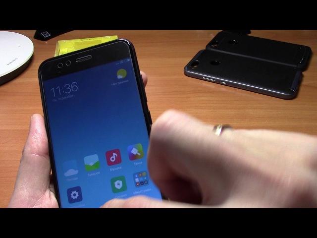 Лучшее матовое стекло для Xiaomi Mi A1 Mi5X от Carkoci бампер Ipaky