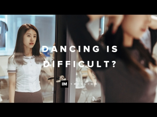 [rus sub] dancing is difficult?