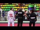 Power open BJJ_03.06.17_white Girls_ final_Ekaterina Alekseeva VS Vera Ivanova
