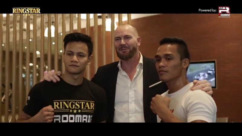 ROOMAIF Ringstar Roar Of Singapore IV The Night Of Champions Muhamad Ridhwan 'The Chosen Wan'​