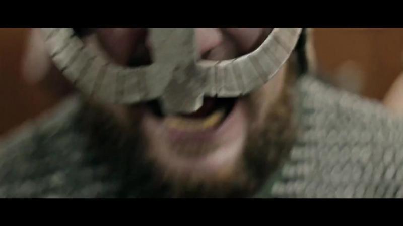 Викинги пришли подстричься