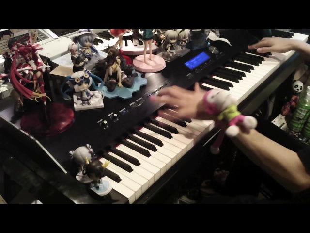 ピアノ アニソン100曲をメドレーにして弾いてみた 100 Anime songs Medley