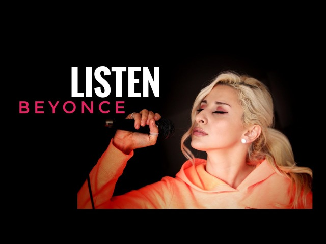 LISTEN   Beyonce - cover by Alex Garsya