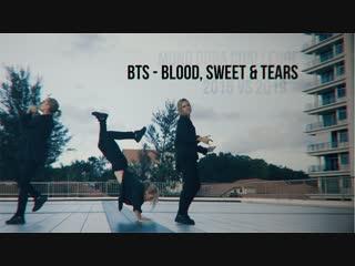 Mong Dora | Challenge - BTS - Blood, Sweat & Tears (2016 vs 2019)