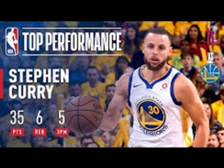 Stephen curry goes off in the 3rd quarter 7-7 fgm!