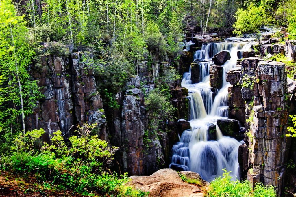 Афиша Красноярск Тур на Уковский водопад