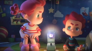 Волшебный фонарь - Новый сборник мультиков - Школьная программа