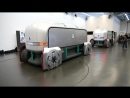 Концепт от Renault - платформа EZ-PRO для доставки «последней мили»