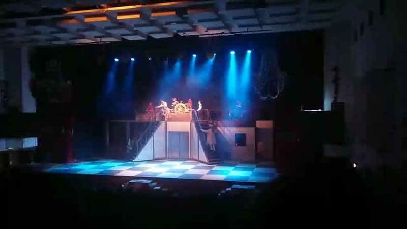 Остров Сокровищ 9 Мая песня Капитана Смоллетта