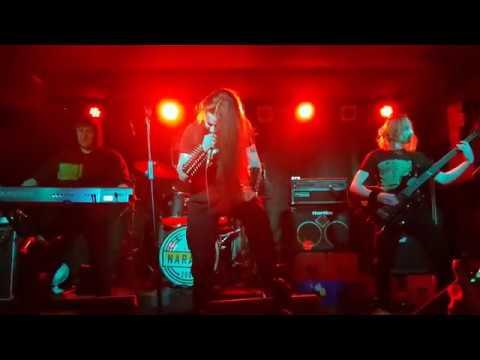 Paganland - Nightforest (Live at Infinite Agony Ritual III, Vilnius, Narauti Klubas 05.04.2018)