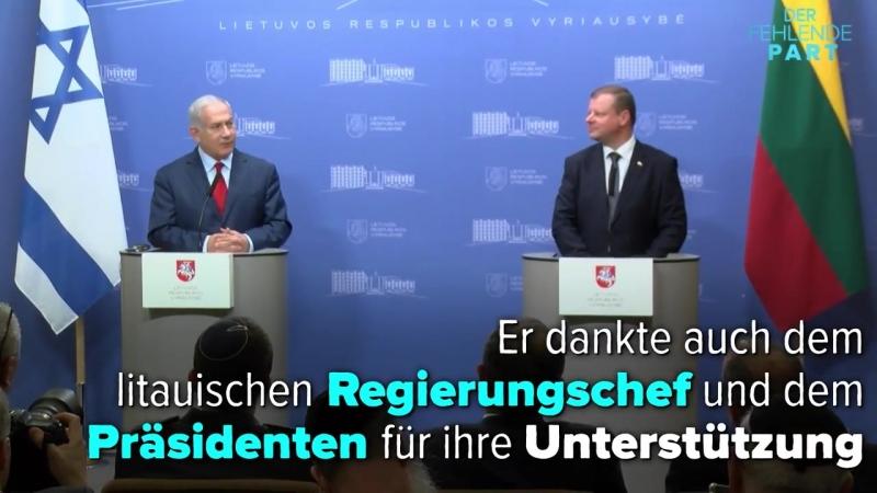 """Israels Netanjahu lobt Fluglinien für Iran-Boykott - """"Weitere werden folgen."""""""