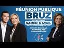 🔴 🎥 Suivez en direct la réunion publique du Rassemblement National à Bruz 35 OnArrive