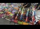 K Laos Travel Luang Prabang Night Market Handicraft Hmong Minority group
