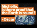 3 proofs that debunk flat Earth theory NASA's Michelle Thaller