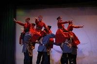 Концерт Ансамбля национального танца  Ангара