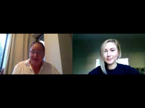 Интервью Марины Шейнкман с Лилией Сенкевич