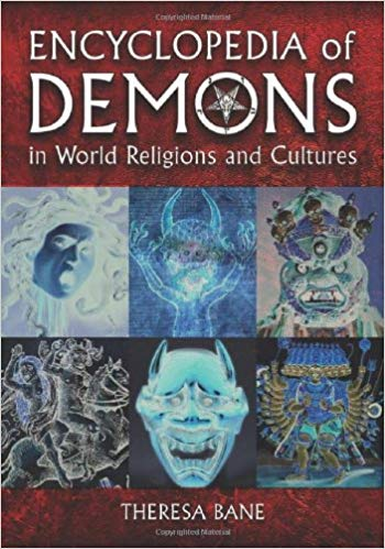 Book cover Encyclopedia-of-Demons-in-World-Religions-and-Cultures