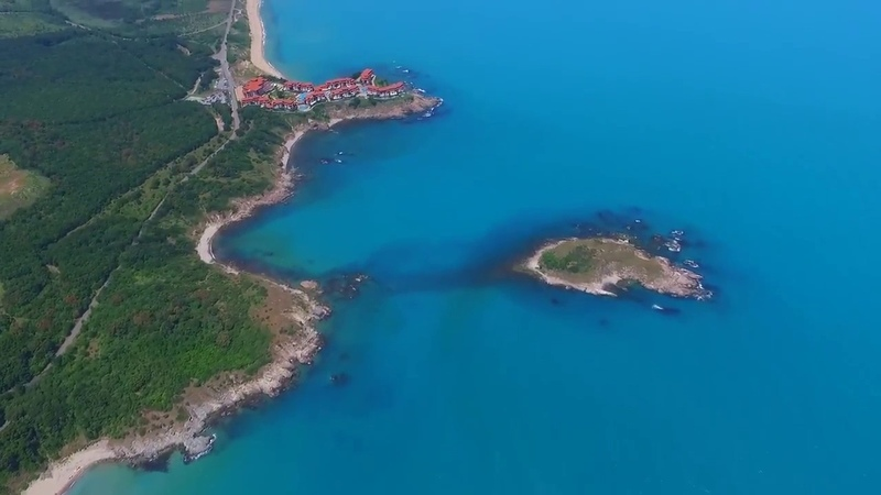Змеиный остров Приморско Болгария