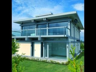 Новый стильный современный дом площадью 212м2
