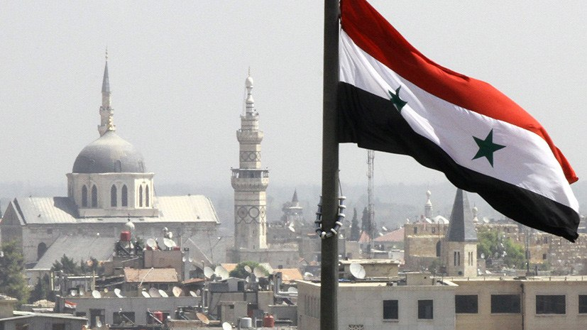 ЕС продлил санкции в отношении Сирии