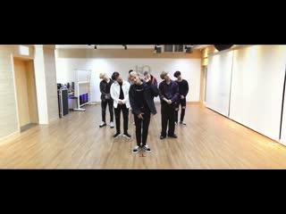 ATEEZ() - '(Pirate King)' Dance Practice