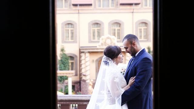 Wedding Vagram and Emilia 18 10 2015