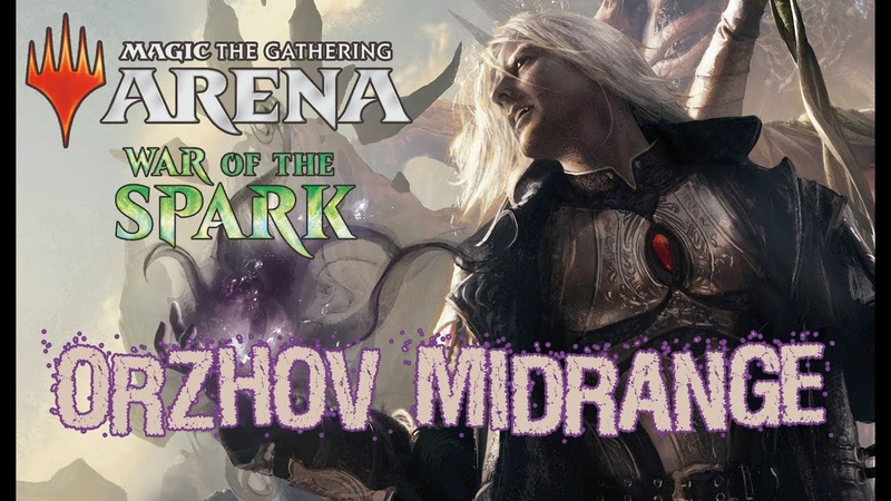 MTG Arena - Orzhov Midrange! War Of The Spark!