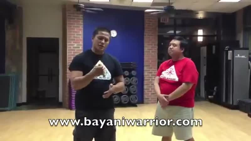 Filipino Kali Three Different Weapons One Technique