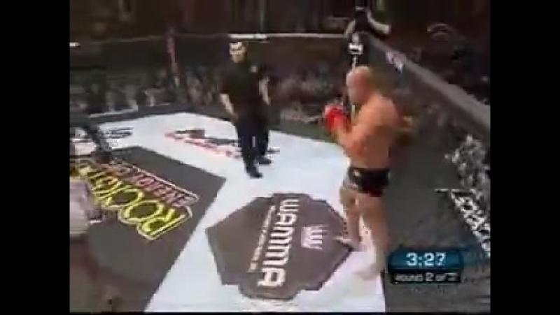 StrikeForce: Fedor Emelianenko vs Bret Rogers,7 ноября 2009 года