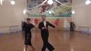 Ваня и Катя - Танец в стиле 20-30-х годов XX века