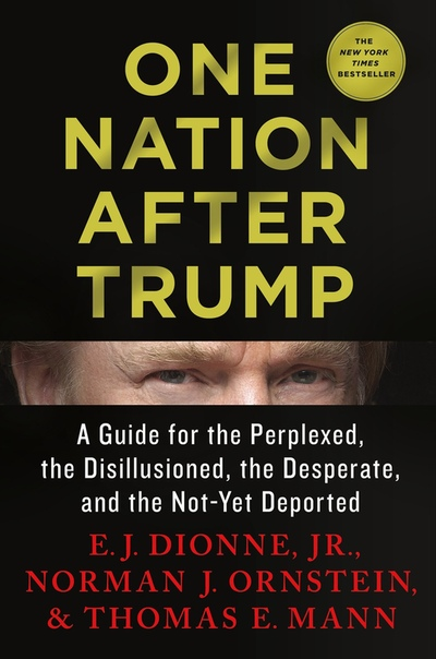 One Nation After Trump A Guide for the Perplexed, the Disillusioned, the Desperate, and the Not-Yet Deported