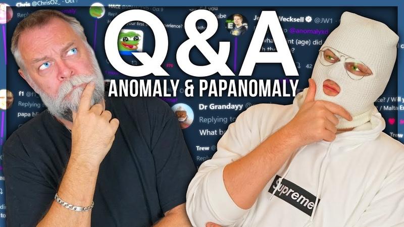 ANOMALY AND PAPANOMALY QA