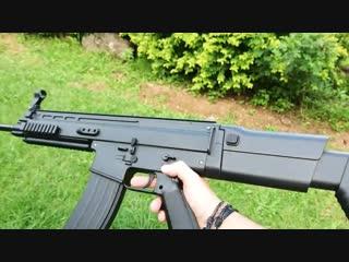 Orbeegun scar black (gel gun)