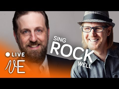 So You Want to Sing Rock 'n' Roll LIVE HANGOUT with DrDan 🔴