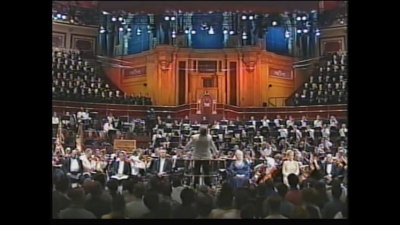 Arnold Schoenberg Gurre Lieder 2002 Proms