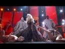 Nicki Minaj Roman Holiday The 54th Annual Grammy Awards Live 2012 HD качество