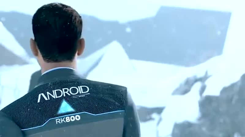 RK 800 _ Connor - Robot