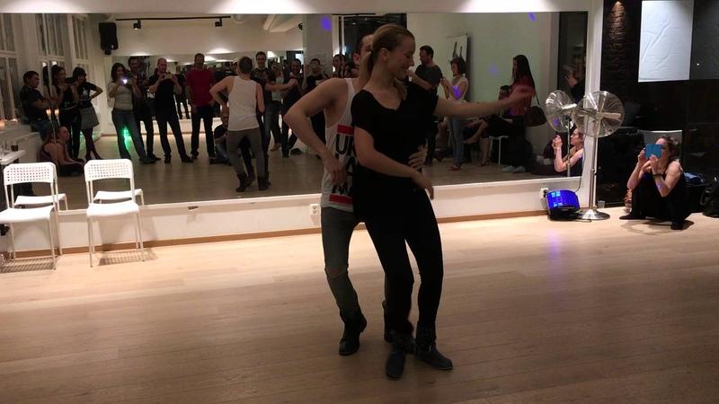 Gatica and Truji Bachata Sensual at Dance IT 2016 2