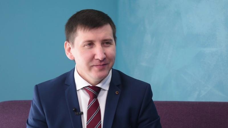 ПМОФ 2019 Интервью с Ранисом Идрисовым