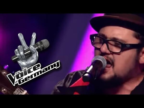 Smokestack Lightnin' Howlin' Wolf Zugabe Marc Amacher The Voice of Germany 2016 Audition