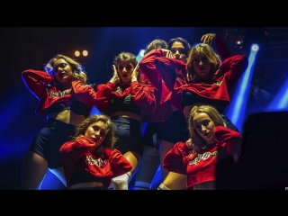 #BEONEDANCE - REAL BOXING DANCE SHOW