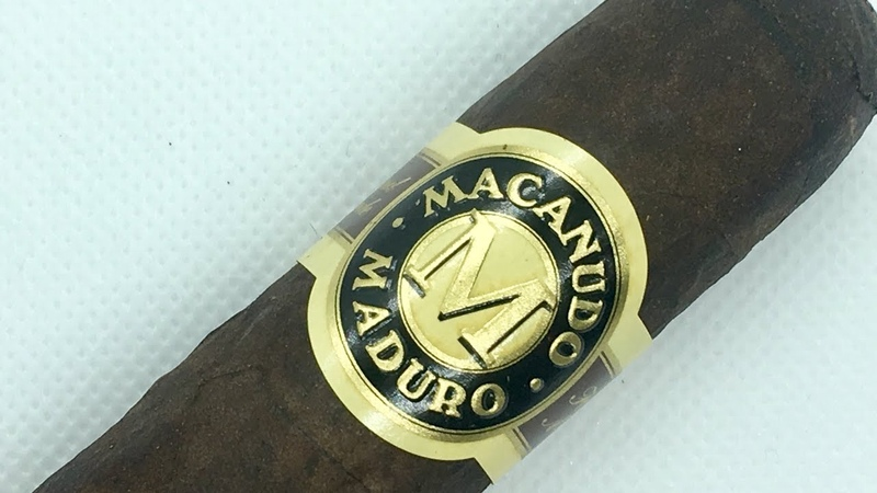 Обзор сигары Macanudo Мадуро Gigante