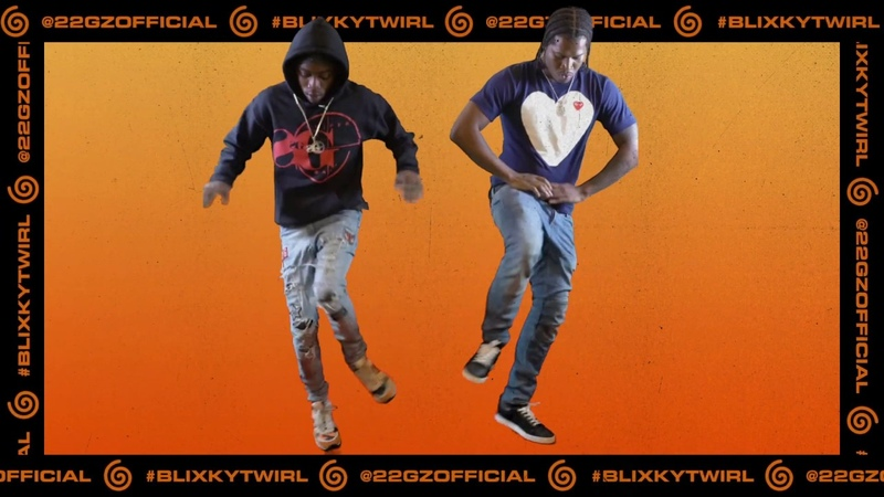 22GZ - Blixky Twirl Tutorial ft. Nick Blixky