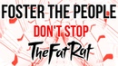 Audiosurf: Foster The People - Don't Stop (TheFatRat Instrumental Mix)
