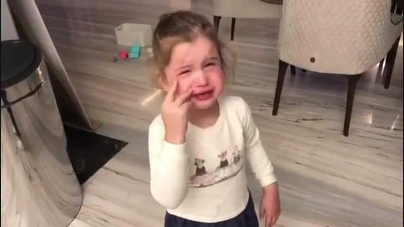 Дочь Ксении Бородиной хочет в Дубаи