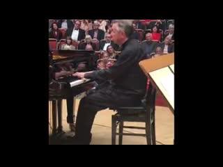 Sergei Rachmaninov  Prelude gis - moll  op32 N12 Allegro  Mikhail Pletnev