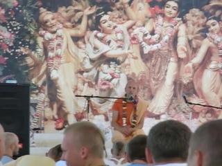 Фестиваль Санкиртаны, Садху-Санга 2018